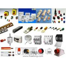 Електромонтажне обладнання (кнопки,лампи,клеми і т.п.)